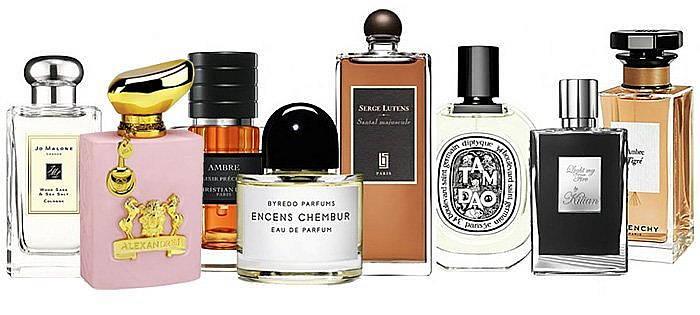 Уникальность селективных ароматов