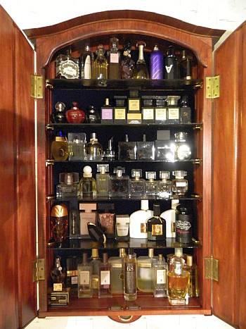 Как хранить парфюмерную продукцию