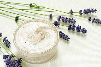 Лавандово-витаминный крем