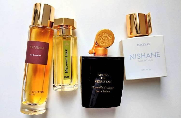 Фото: мужской парфюм